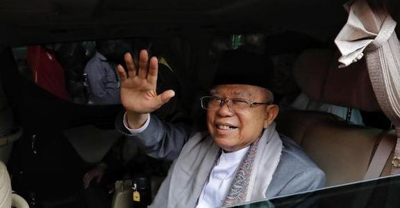 Relawan KMA Sebut Kiai Ma'ruf Amin Cawapres 'Limited Edition'