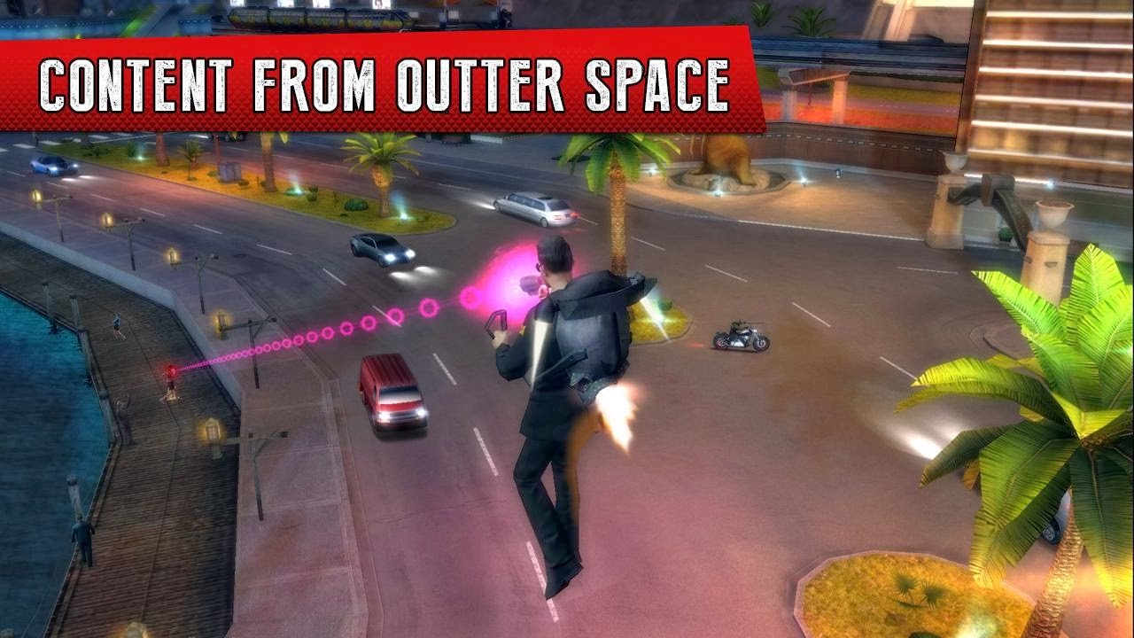 Gangstar Vegas unlimited Money apk