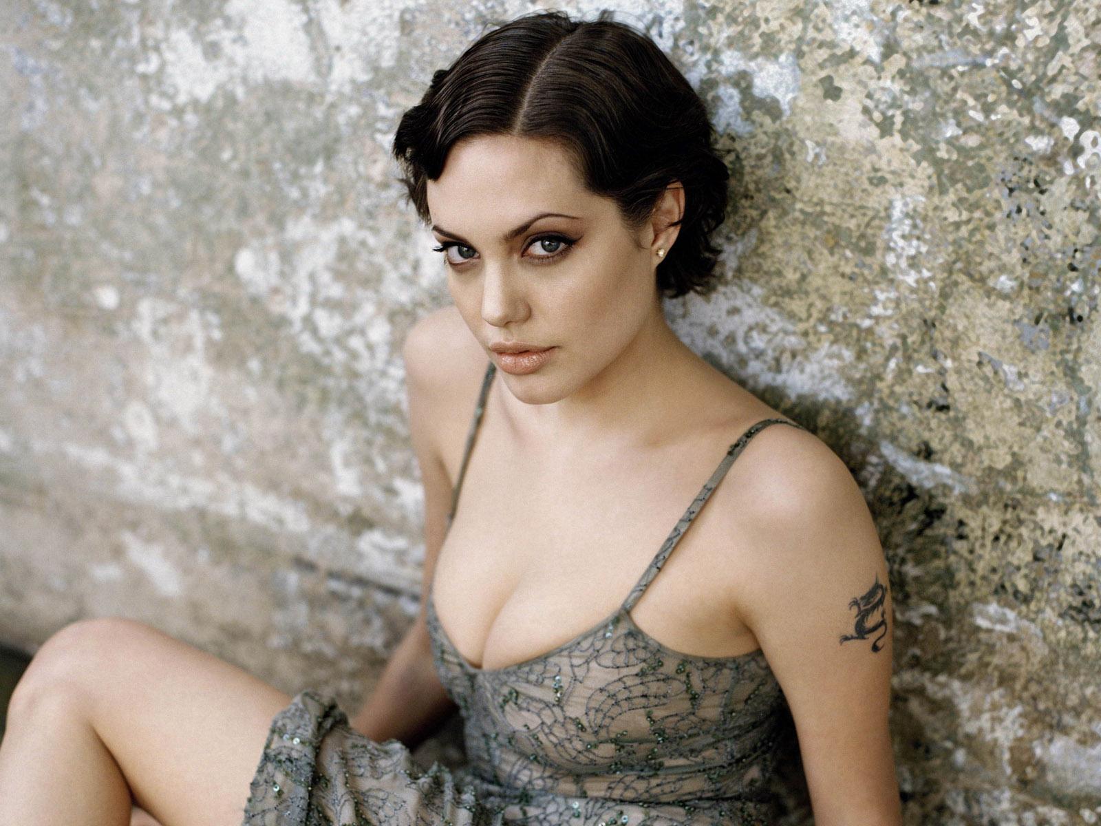 Sexy Angelina Jolie Nude Hot Free Pic