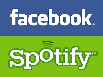 Estadísticas Facebook y Spotify