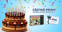 Castiga jocuri Monopoly editie limitata + vouchere discount eMAG