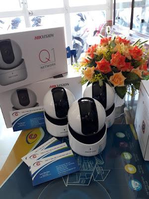 bán camera wifi hikvision giá rẻ tại hải phòng