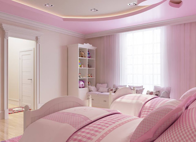awesome Colorful Cool Kids Bedroom Design Ideas Picture