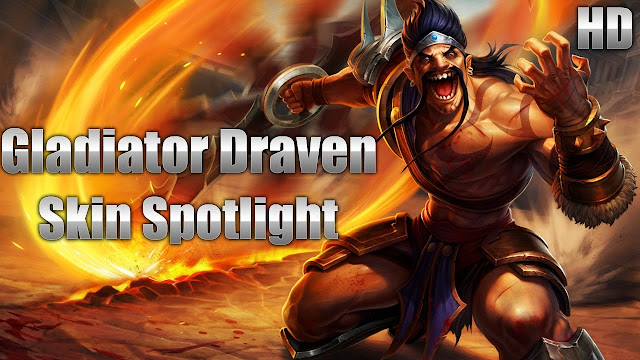 Mod Skin Gladiator Draven
