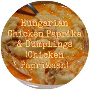 Favorite family recipes hungarian chicken paprika dumplings hungarian chicken paprika dumplings chicken paprikash favorite family recipes forumfinder Image collections