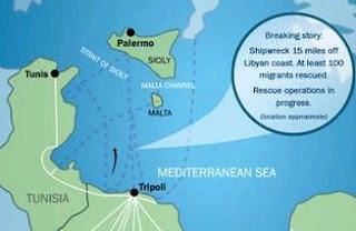 Le gouvernement libyen a décidé d'interdire son espace maritime aux bateaux des ONG venant récupérer des migrants