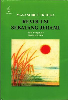 Revolusi Sebatang Jerami