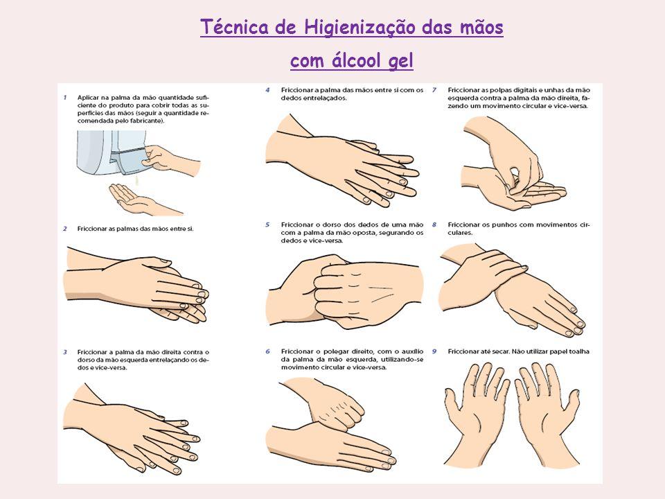 Top Higienização das mãos: Higienização das Mãos. IW88