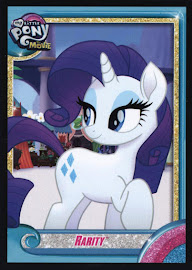 My Little Pony Rarity MLP the Movie Trading Card