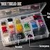 Cross Stitch: Thread box organisation