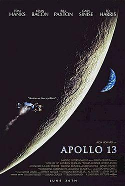 A Banda Sonora da Semana com um filme de Tom Hanks, Apollo 13