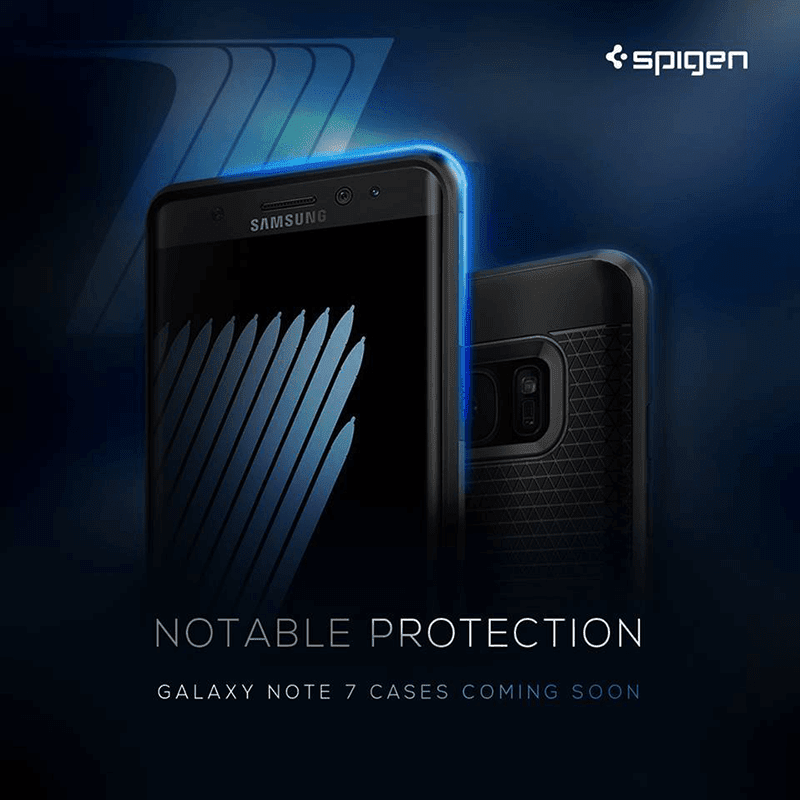 Spigen Note 7 case