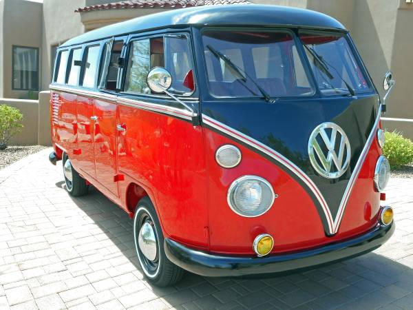 Volkswagen Split Window Bus