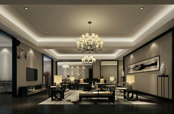 trends of modern lighting design ideas wall ceiling and