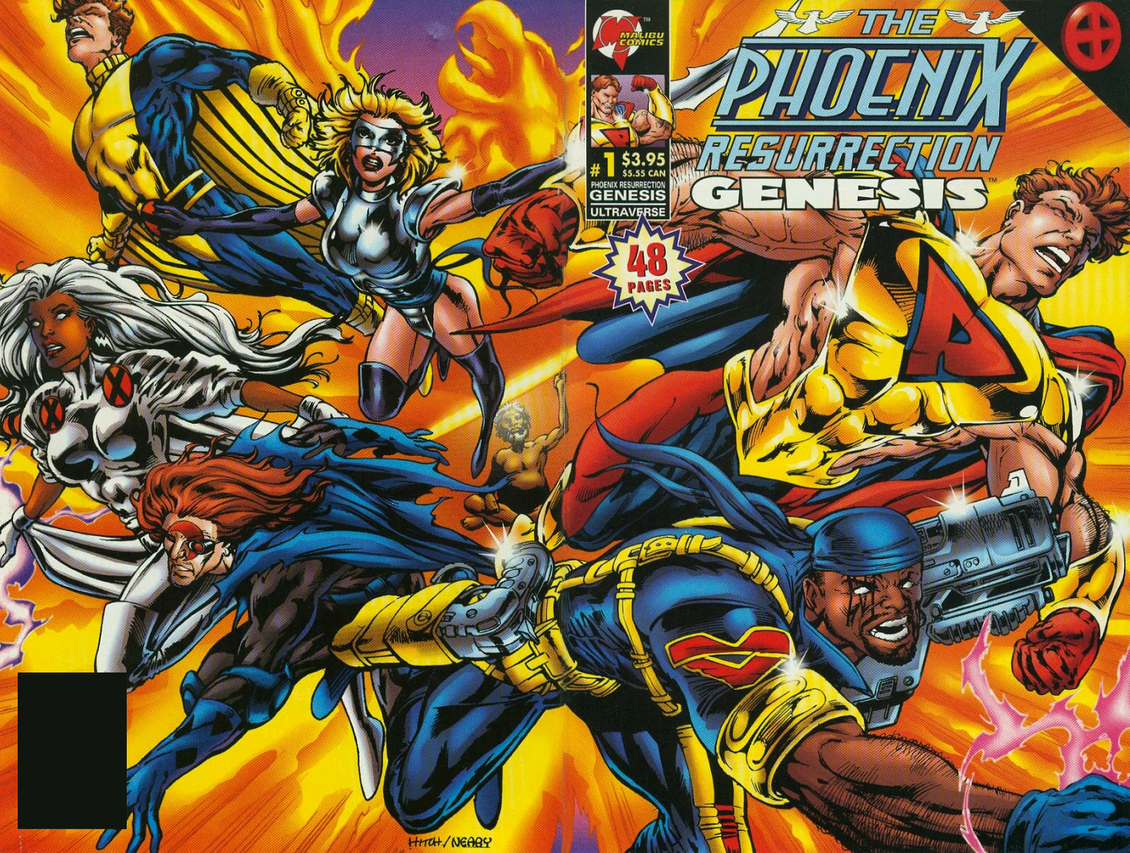 「The Phoenix Resurrection: Genesis #1」的圖片搜尋結果
