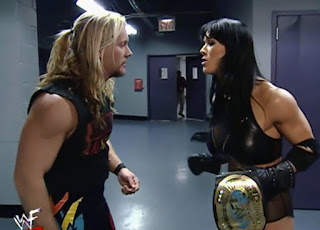 WWE / WWF Royal Rumble 2000 - Co-intercontinental Champions Chris Jericho & Chyna