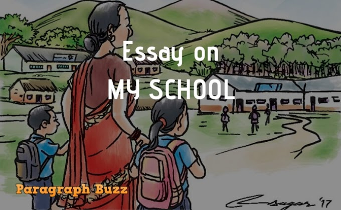 Essay on 'My School' for All Class Students