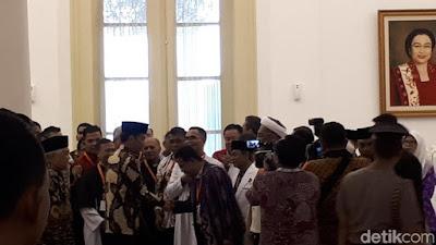 Presiden Jokowi: Selama Ini Kita Selalu Rukun Hingga Lupa Bersyukur - Info Presiden Jokowi Dan Pemerintah