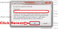 how to protect excel sheet with password 2013