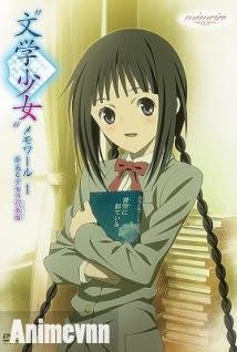 Bungaku Shoujo Memoire - Book Girl: Memoire 2013 Poster