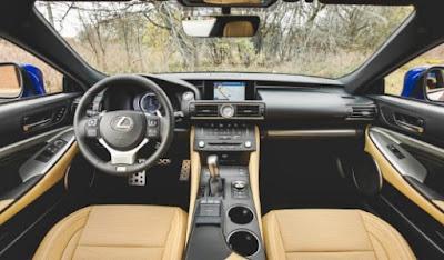 2017 Lexus RC Redesign