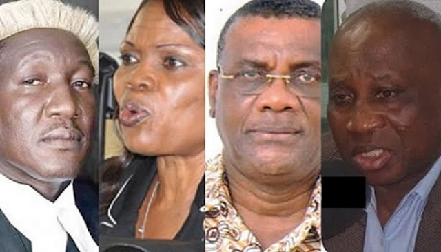 President Akufo-Addo appoints 4 Supreme Court Justices
