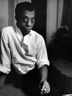 James Baldwin Robert Frank