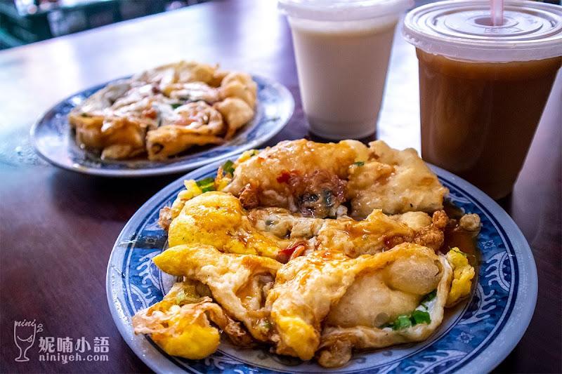 【新北市三重美食】三重蛋餅大王。比披薩還彈韌的雙蛋蛋餅