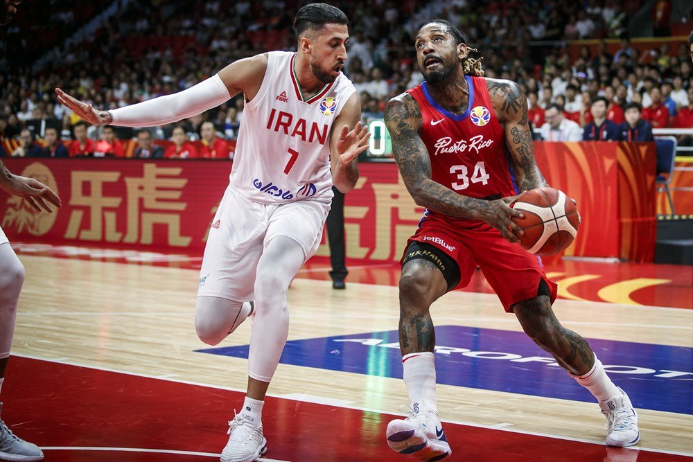 Puerto Rico def. Iran, 83-81 (HIGHLIGHTS) FIBA World Cup 2019