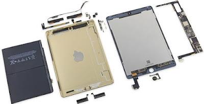 Thay màn hình ipad air 2 ở đâu chính hãng