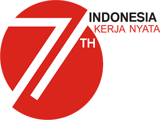 Download Logo HUT RI Ke-71 Versi CDR