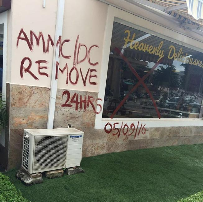 Businesses given 24 hours to vacate premises in Abuja over demolition plan