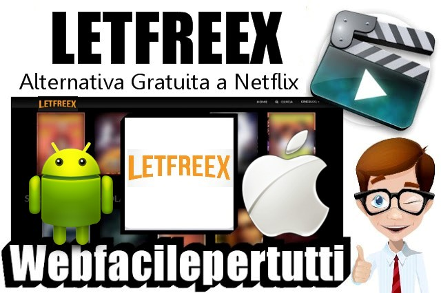 Risultati immagini per letfreex web facile per tutti