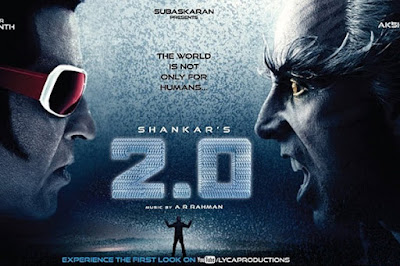 2.0 Robot 2018 Movies Couch Film Reviews