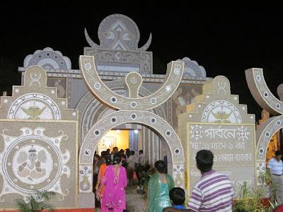 Kolkata Durga Puja 2016 Pandal Images