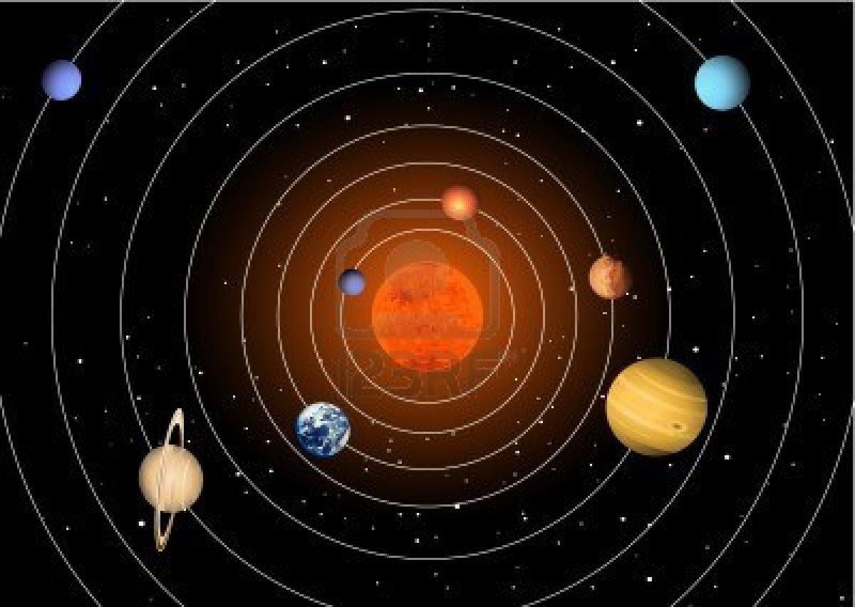 THE SYSTEM SOLAR