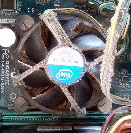 Core i3 CPU Fan
