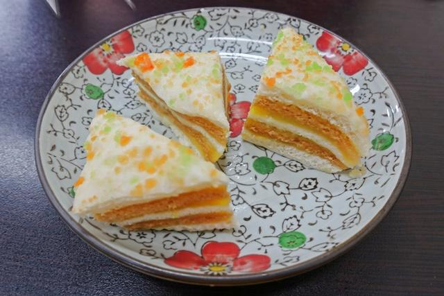 素食千層糕