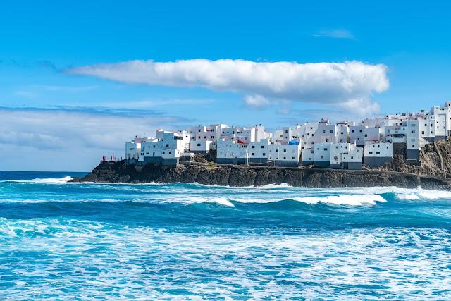 Die Top 30 Fotospots auf Gran Canaria  Strand, Natur und Sehenswürdigkeiten Gran-Canaria  Die besten Spots Gran Canaria - El Roque