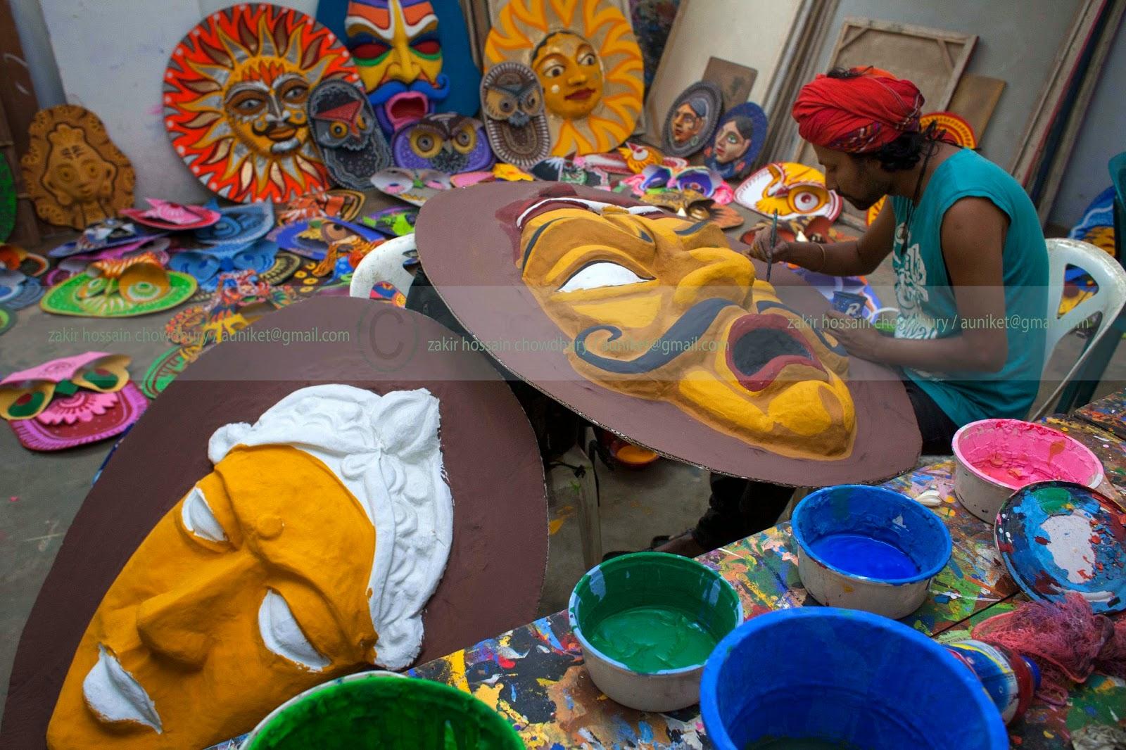 Bangladesh preparing to celebrates Pahela Baishakh Bangla New Year 1422