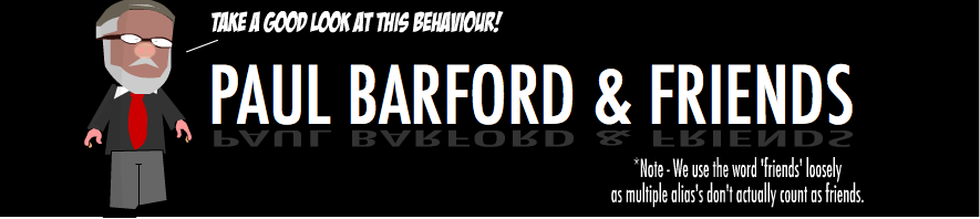 Paul Barford & Friends