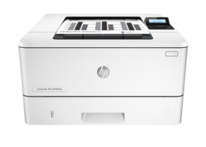 performance in addition to character is 1 reliable printer for whatever concern purposes in addition to your business office HP LaserJet Pro M402d Printer Driver Download
