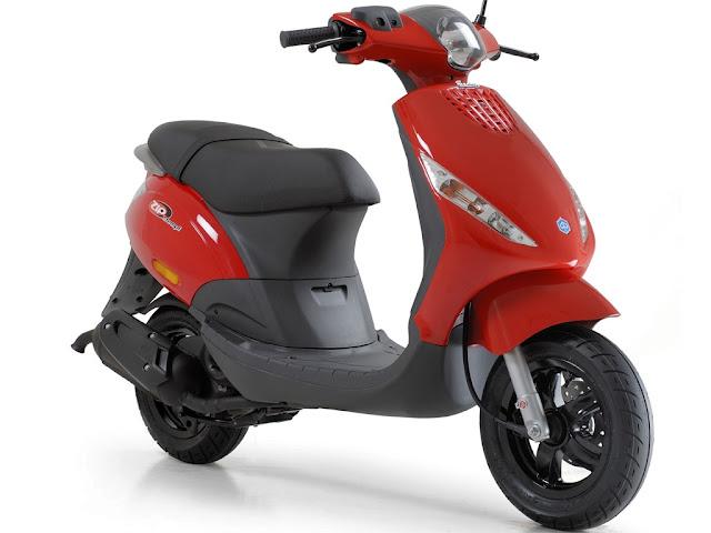 harga motor sekuter matic piaggio - vespa 2017 (new) - piaggio