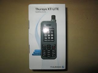 Hape Satelit Thuraya XT-Lite Baru