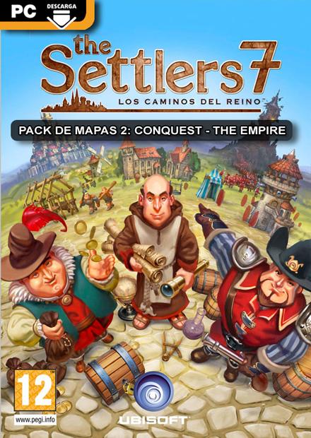 The Settlers 7 Los Caminos del Reino [PC Full] Español [ISO] DVD9 Descargar
