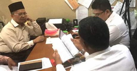 Tuduh Presiden Jokowi Kader PKI, Polisi Jebloskan Ustaz Alfian Tanjung ke 'Kandang Situmbin'