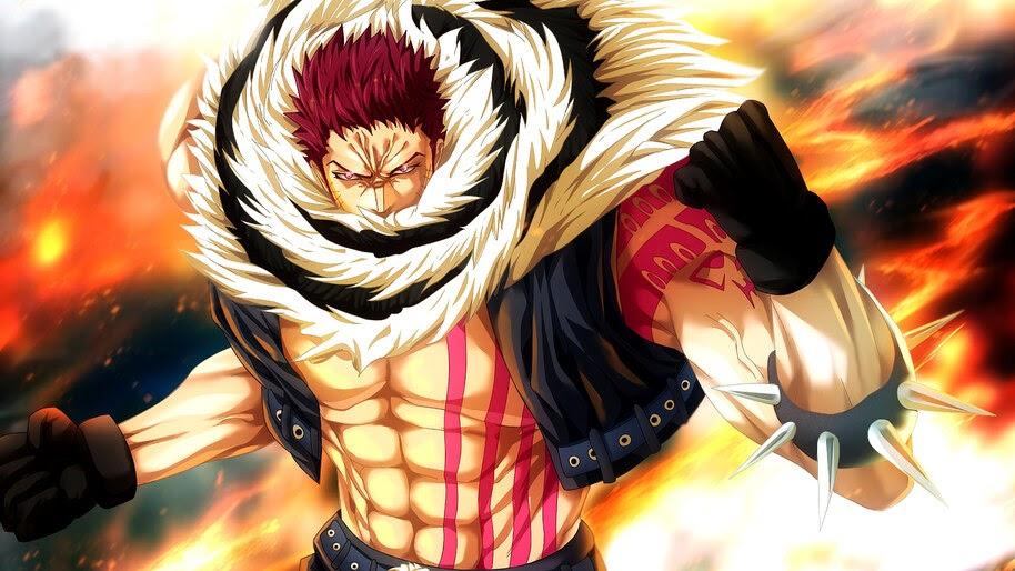 Katakuri, One Piece, 4K, #6.29
