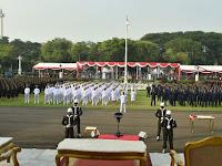 Panglima TNI: 729 Capaja dilantik menjadi Perwira di Istana