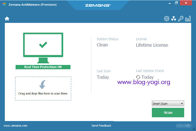 Download Zemana AntiMalware 2.21.2.465 Terbaru