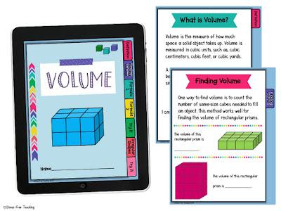 volume 5th grade